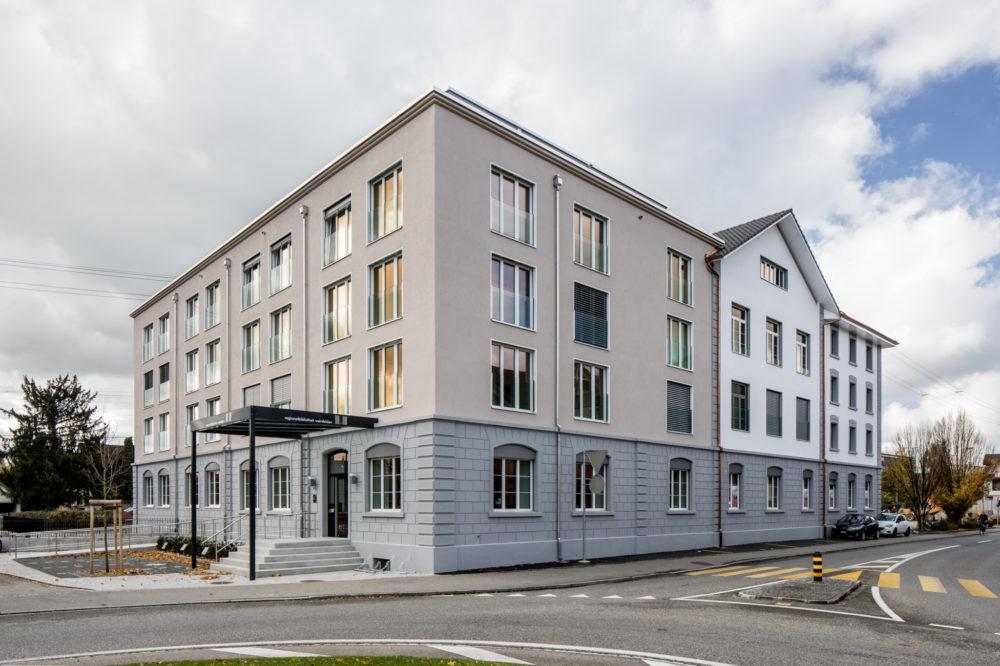 Umbau / Erweiterung Freiestrasse 4 Weinfelden