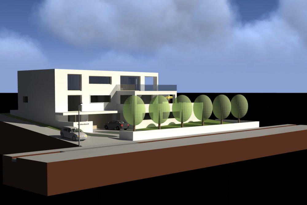 Neubau EFH Triesen FL